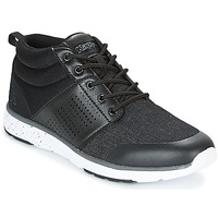 Scarpe Uomo Sneakers alte Kappa NASSAU MID Nero / Grigio