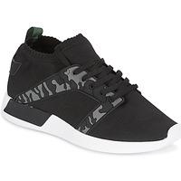 Scarpe Uomo Sneakers basse Cash Money ARMY Nero / KAKI