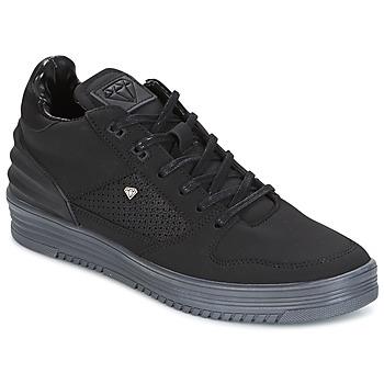 Scarpe Uomo Sneakers basse Cash Money STATES Nero / Grigio