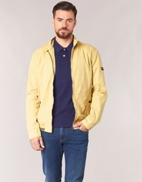 Abbigliamento Uomo Giubbotti Tommy Jeans THDM BASIC HARRINGTON Beige