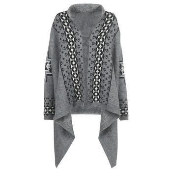 Abbigliamento Donna Gilet / Cardigan Rip Curl NEMAIAH SWEATER Grigio