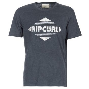 Abbigliamento Uomo T-shirt maniche corte Rip Curl BIG MAMA DIAMOND Nero