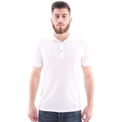 Abbigliamento Uomo Polo maniche corte H953 POLO  BIANCA White
