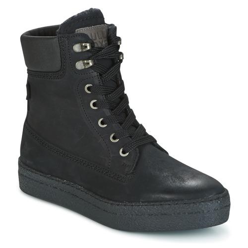 Bullboxer GANDIA Nero  Scarpe Sneakers alte Donna 79,96