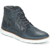 Scarpe Uomo Sneakers alte Bullboxer BERNIE Blu