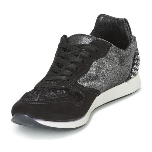 6500 Velvet Gratuita Scarpe Ippon Basse Donna Run Nero Vintage Consegna Sneakers D2H9IE