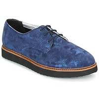 Scarpe Donna Derby Ippon Vintage JAMES SKY Marine