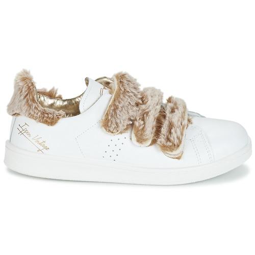 Ippon Vintage FLIGHT POLAR Bianco Bianco Bianco   Cuivré  Scarpe scarpe da ginnastica basse Donna 87,50 9fb75a
