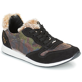 Scarpe Donna Sneakers basse Ippon Vintage RUN SNOW Nero / Cuivré