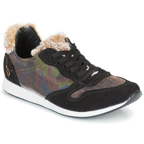 Ippon Vintage RUN SNOW Nero / Cuivré Scarpe Sneakers basse Donna 78,00