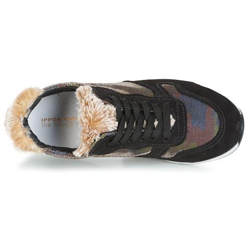 Basse Sneakers Scarpe Run Donna 6500 Snow Ippon Consegna Gratuita NeroCuivré Vintage 0OPw8nXk