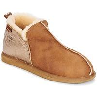 Scarpe Donna Pantofole Shepherd ANNIE COGNAC