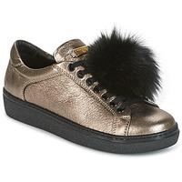 Scarpe Donna Sneakers basse Tosca Blu CERVINIA POM PON Nero