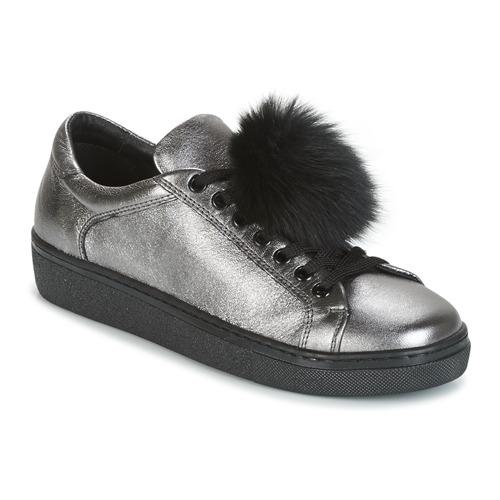 Tosca Blu CERVINIA POM PON Argento  Scarpe Sneakers basse Donna 120