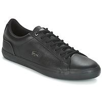 Scarpe Uomo Sneakers basse Lacoste LEROND 4 Nero / Bianco