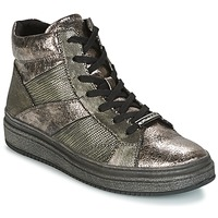 Scarpe Donna Sneakers alte Tamaris NAPO Grigio