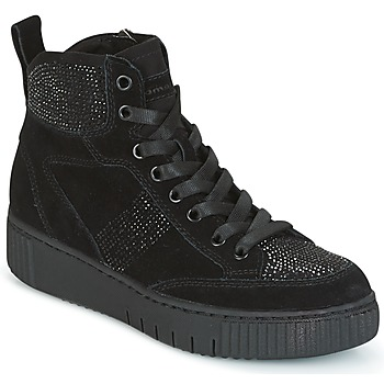 Scarpe Donna Sneakers alte Tamaris NARU Nero