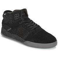 Scarpe Sneakers alte Supra SKYTOP III Nero / Grigio