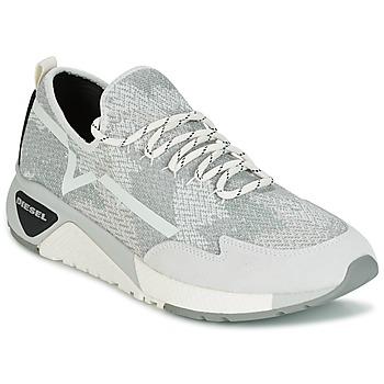 Scarpe Uomo Sneakers basse Diesel S-KBY Grigio