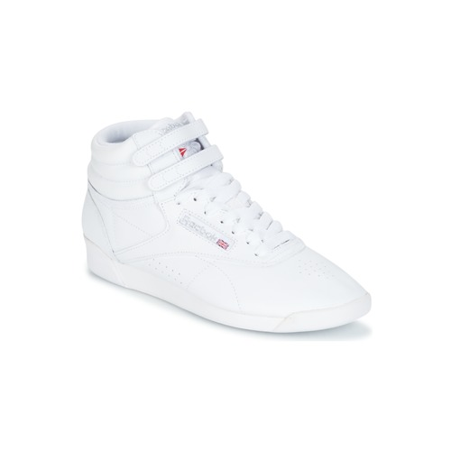 Reebok Classic F/S HI Bianco / Argento  Scarpe Sneakers alte Donna 72