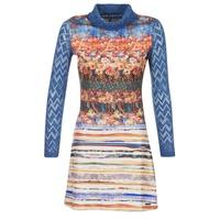 Abbigliamento Donna Abiti corti Smash KRIVAN Multicolore