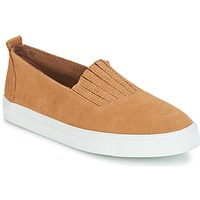 Scarpe Donna Slip on Minnetonka GABI SLIP-ON TAUPE