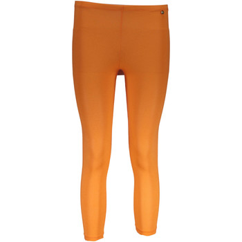 Abbigliamento Donna Leggings Amy Gee AP4586/T1362/838 ARANCIO ORANGE