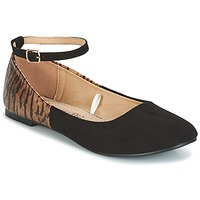 Scarpe Donna Ballerine Moony Mood GLIMY Nero