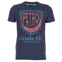 Abbigliamento Uomo T-shirt maniche corte Petrol Industries TIRCO Marine