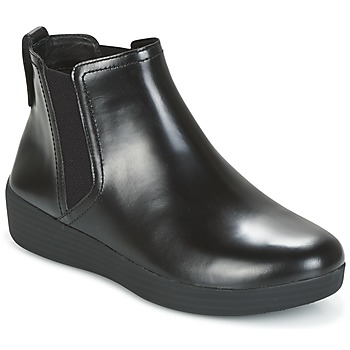 Scarpe Donna Stivaletti FitFlop SUPERCHELSEA BOOT All / Black