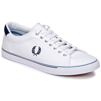Scarpe Uomo Sneakers basse Fred Perry UNDERSPIN CANVAS Bianco