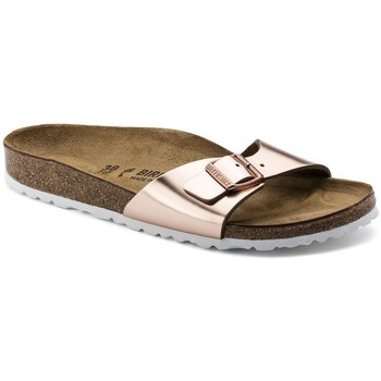 Scarpe Donna Ciabatte Birkenstock MADRID Metal-copper