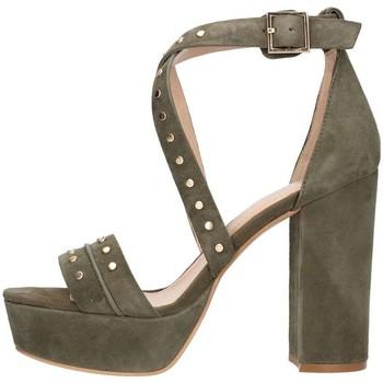Scarpe Donna Sandali Bruno Premi K2602p Sandalo Donna Verde Verde