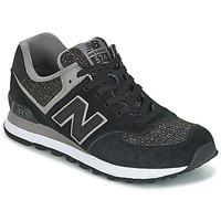 Scarpe Donna Sneakers basse New Balance WL574 Nero