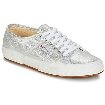 Scarpe Donna Sneakers basse Superga 2750-LAMEW Silver
