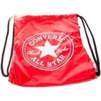 Borse Zaini Converse Big Logo Cinch Red