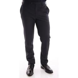 Abbigliamento Uomo Pantaloni Rota PANTALONE  IN FRESCO DI LANA BLU Blue