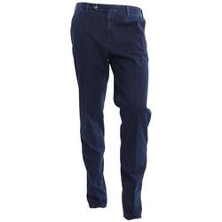 Abbigliamento Uomo Jeans dritti Rota JEANS SLIM IN DENIM BLU SCURO Blue