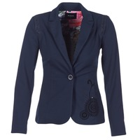 Abbigliamento Donna Giacche / Blazer Desigual GROFA MARINE