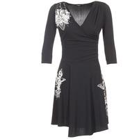 Abbigliamento Donna Abiti corti Desigual GRAFU Nero