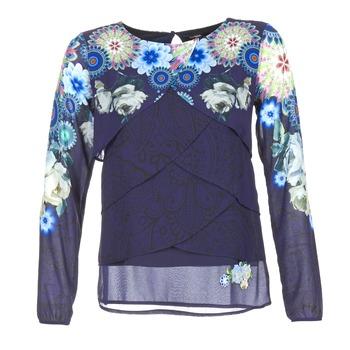 Abbigliamento Donna Top / Blusa Desigual TAMA Blu