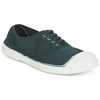 Scarpe Donna Sneakers basse Bensimon TENNIS LACET Verde / SCURO