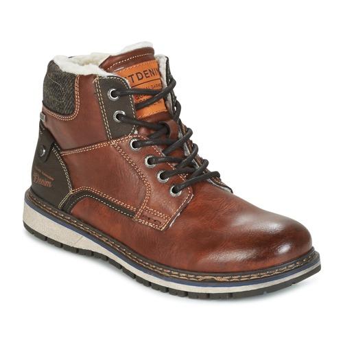 Tom Tailor LORENZA Marronee  Scarpe Stivaletti Uomo  Scarpe | Credibile Prestazioni  | prezzo di vendita  | prezzo al minuto  | Uomini/Donne Scarpa
