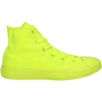 Scarpe Bambino Sneakers basse Converse 656853C GIALLO FLUO