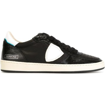 Scarpe Donna Sneakers basse Philippe Model Paris Sneakers basse donna in pelle nero