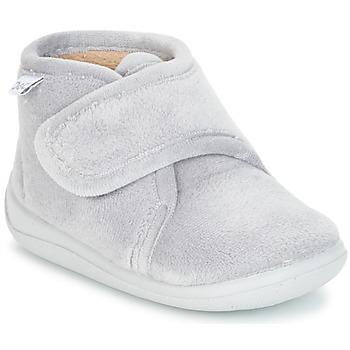 Scarpe Unisex bambino Pantofole Citrouille et Compagnie HALI Grigio