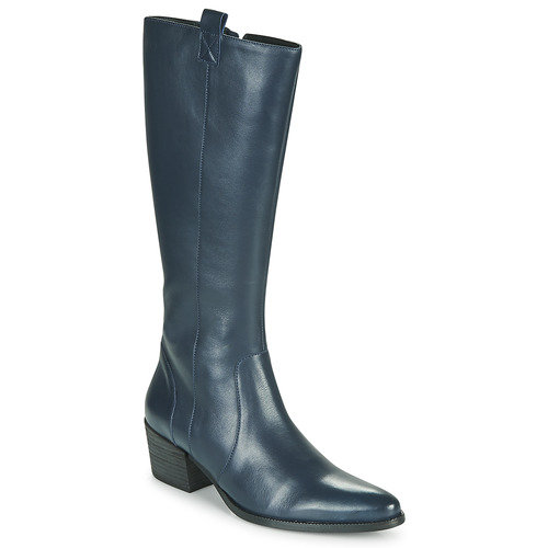 Consegna 12400 Betty Donna Gratuita Stivali Scarpe Blu London Herine DWEH92I