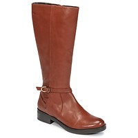 Scarpe Donna Stivali Betty London HOVANI CAMEL