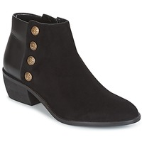 Scarpe Donna Stivaletti Dune London PANELLA Black