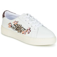 Scarpe Donna Sneakers basse Dune London EMERALDA White